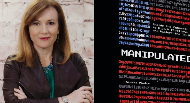 Cybersecurity Expert Talks About Hijacked Elections and Distorting the Truth