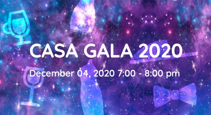 CASA Youth Advocates Hosts Virtual Gala December 4
