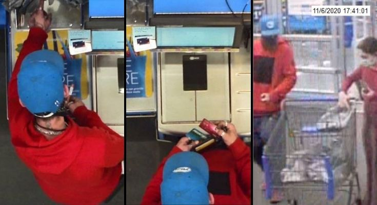 Wallet Thief: Police Ask Public's Help Identifying Persons Caught on Video