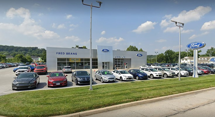 Fred Beans Adds Seventh Ford Dealership with New Exton Location