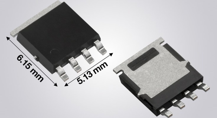 Vishay Intertechnology Delivers Best in Class On-Resistance Automotive Grade AEC-Q101 Qualified -100 V P-Channel MOSFET