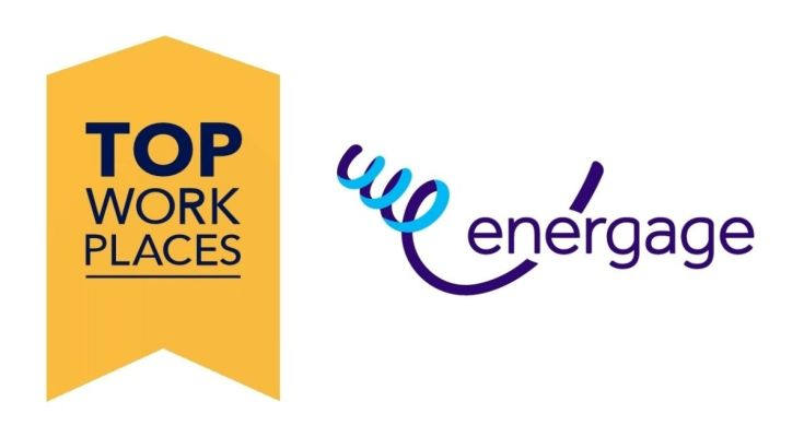 Energage Top Workplaces USA Award