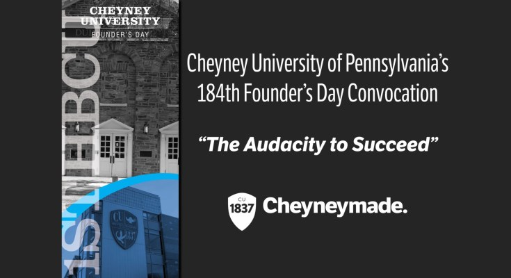 Cheyney University 184th Anniversary