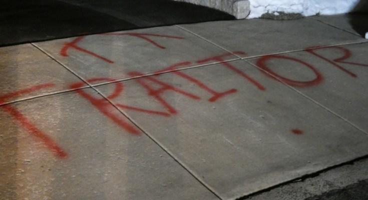 Vandalism, Exton PA