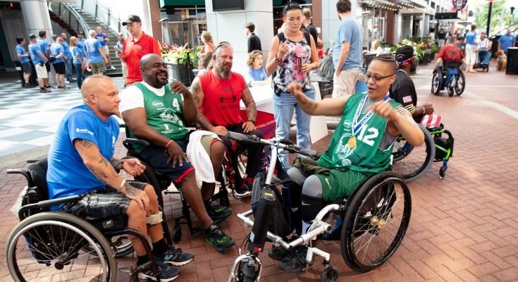 va adaptive sports