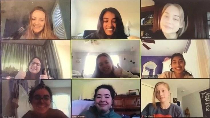 GAB virtual meeting