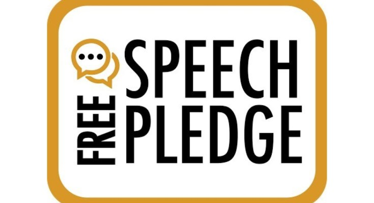 Free Speech Pledge