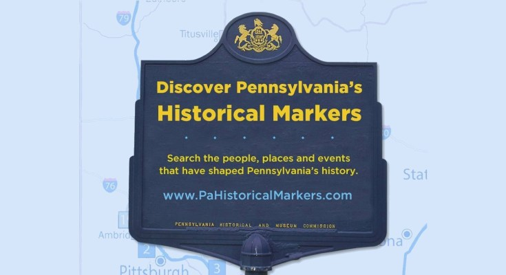 State Historical Markers