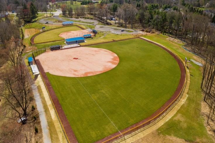 Boot Road Park Baseball Field