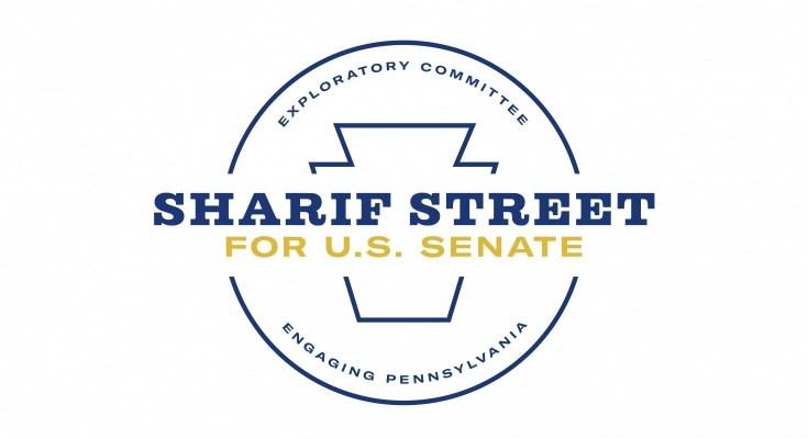 Sharif Street For US Senate