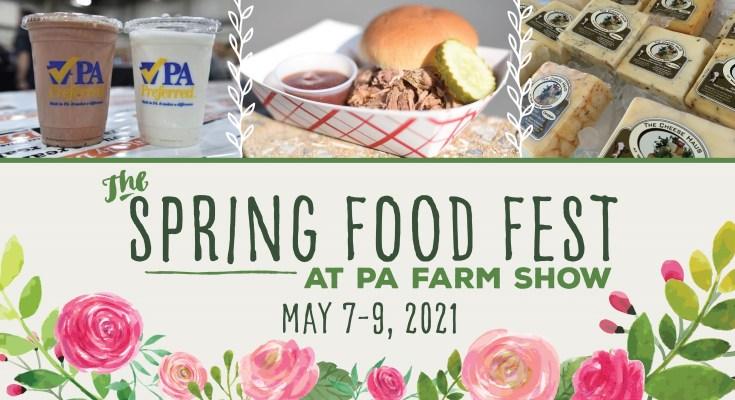 PA Farm Show Spring Food Fest