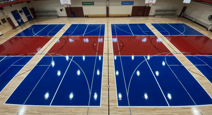 WCAY Pickleball Court