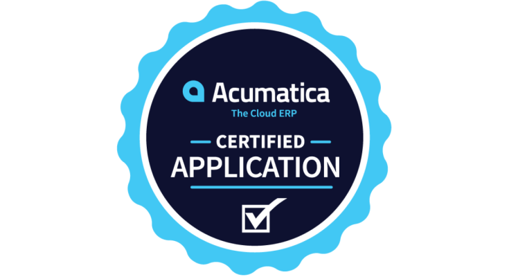 Certified by Acumatica