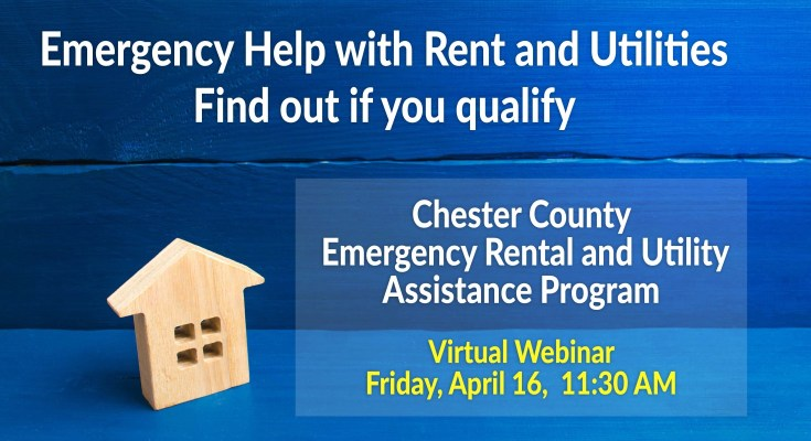 rental assistance in chester county