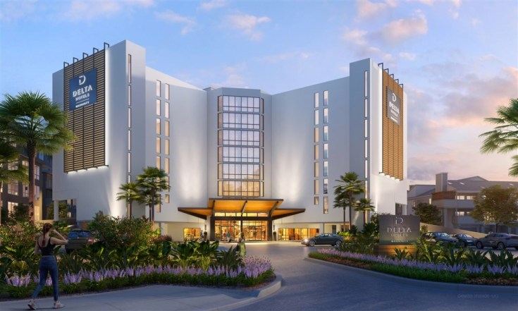 Delta Hotels Virginia Beach Bayfront Suites
