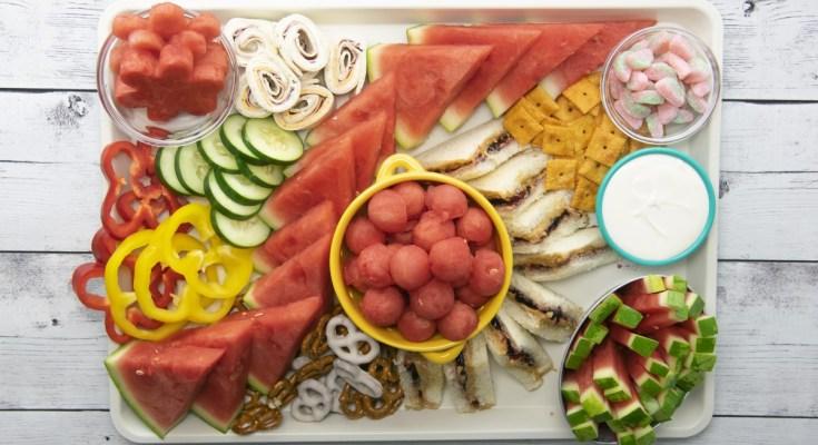 Kid-Friendly Summer Snacking