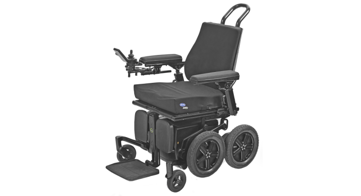 iBOT Personal Mobility Devices