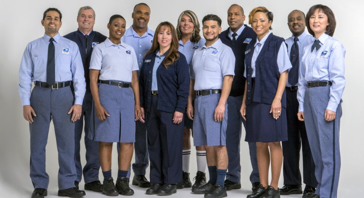 Group of Postal Employees