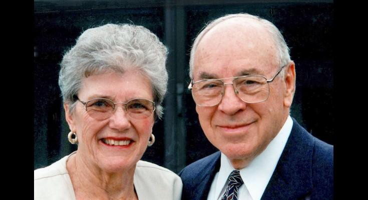 Wilbur and Betty Lea Henderson