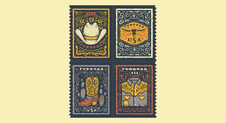 western wear stamp