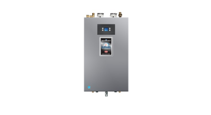 Infiniti® L tankless water heater