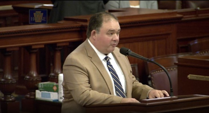 Representative John Lawrence