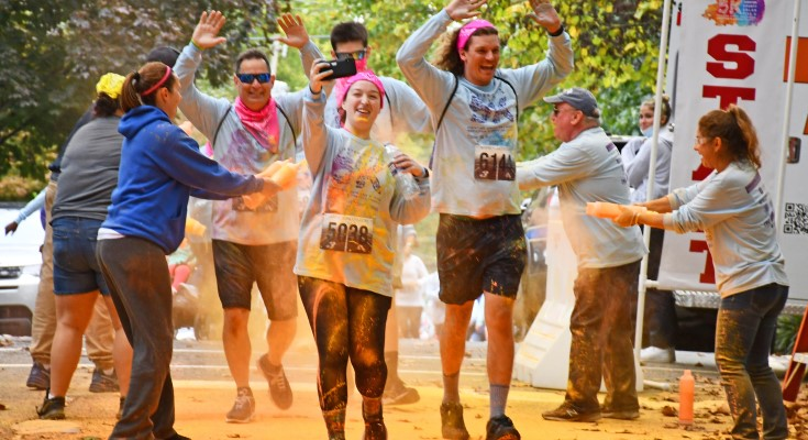 Chester County Color 5K 2021