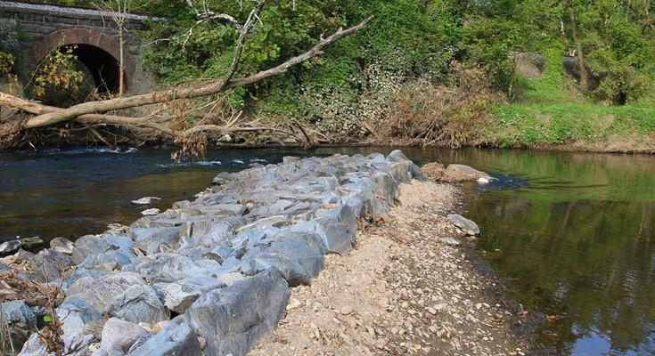 Hoffman's Mill Dam