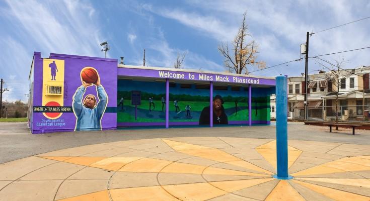 Miles Mack Playground and Recreation Center