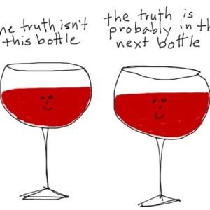 In vino…veritas?