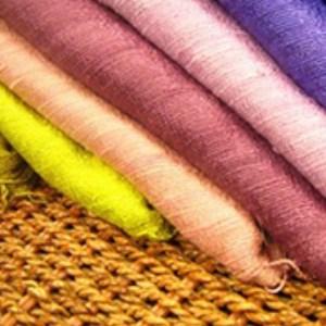 Nuovo tema: tessuti / A new topic: textiles