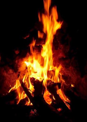 Il fuoco / The Fire