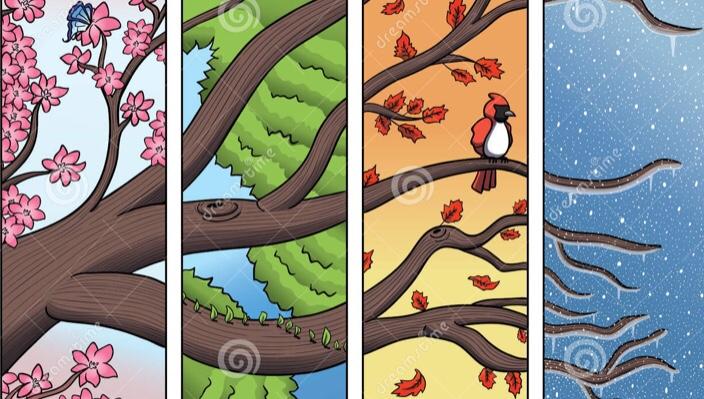 Tema: le stagioni / A new topic: seasons