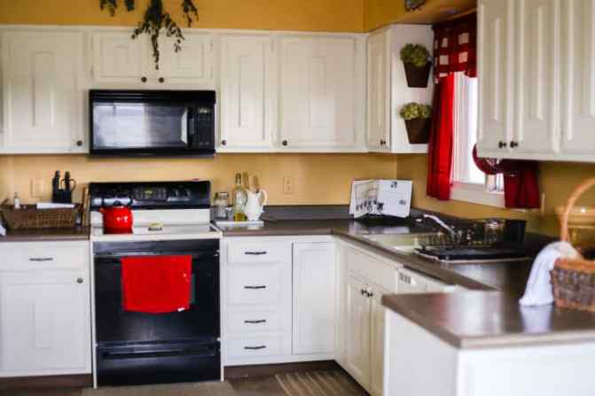 diy kitchen makeover on a budget