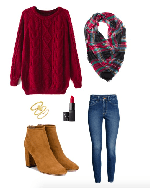 christmas outfit ideas