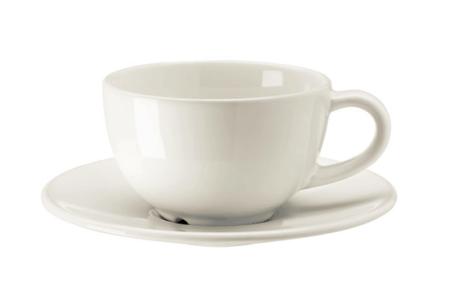 mug and saucer