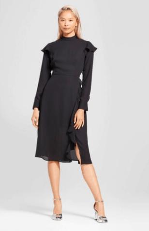 black dress target