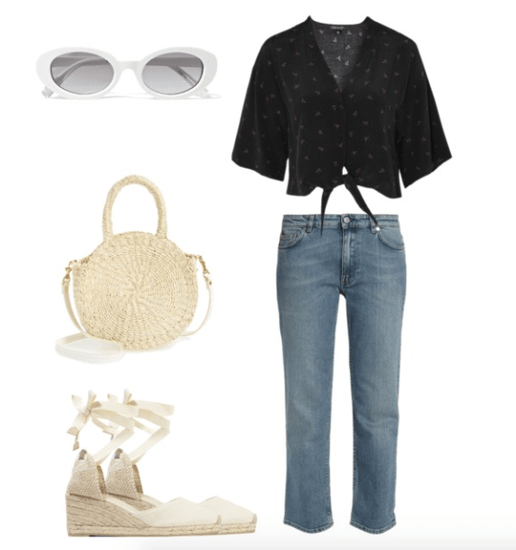 french outfit formula
