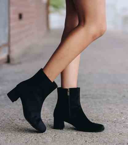ankle boots fall outfit