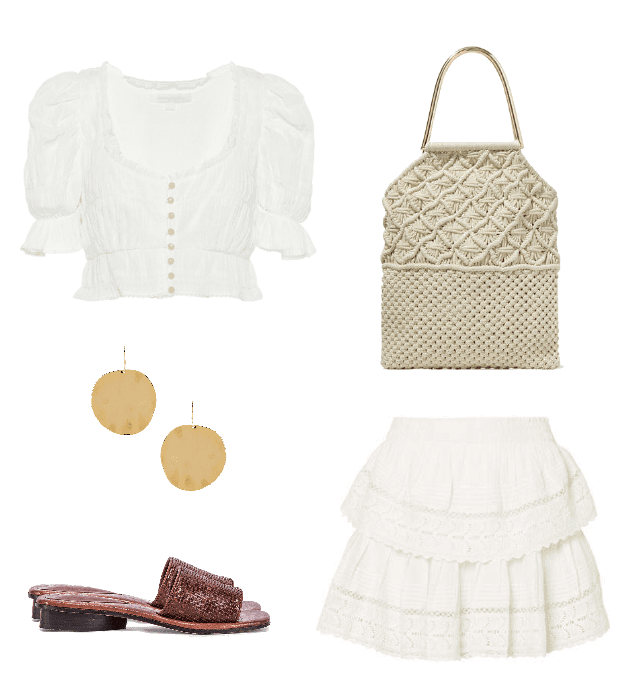Want to know what the latest spring trends are and how to wear them? Here are spring outfit ideas on how to wear crochet!