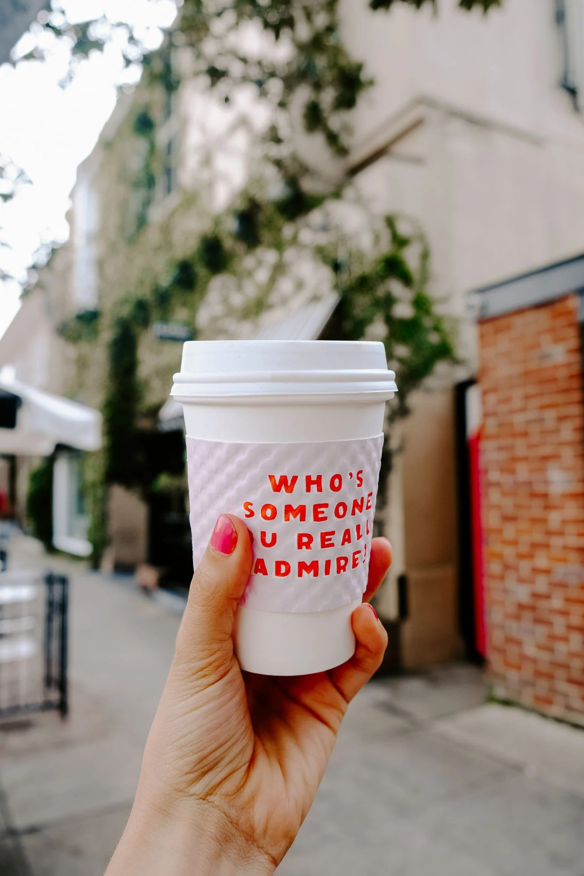 Planning a girl's trip to LA and need ideas on what to do? This chic girl's guide to LA has ideas on what to do, where to eat, where to shop, and where to stay, just to name a few! Alfred coffee is a great place to go!
