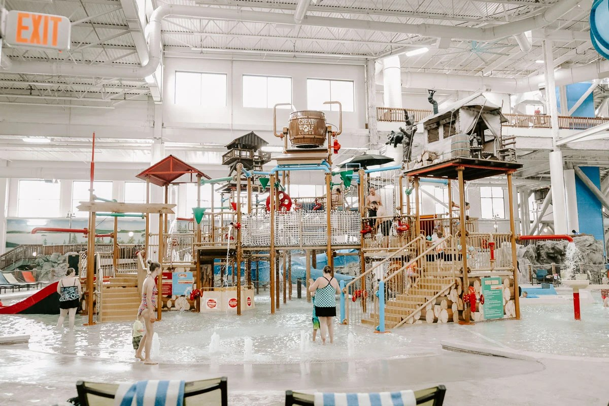 Summer Camp-In Experience With Great Wolf Lodge