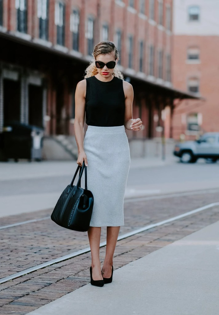 how to look chic on a budget