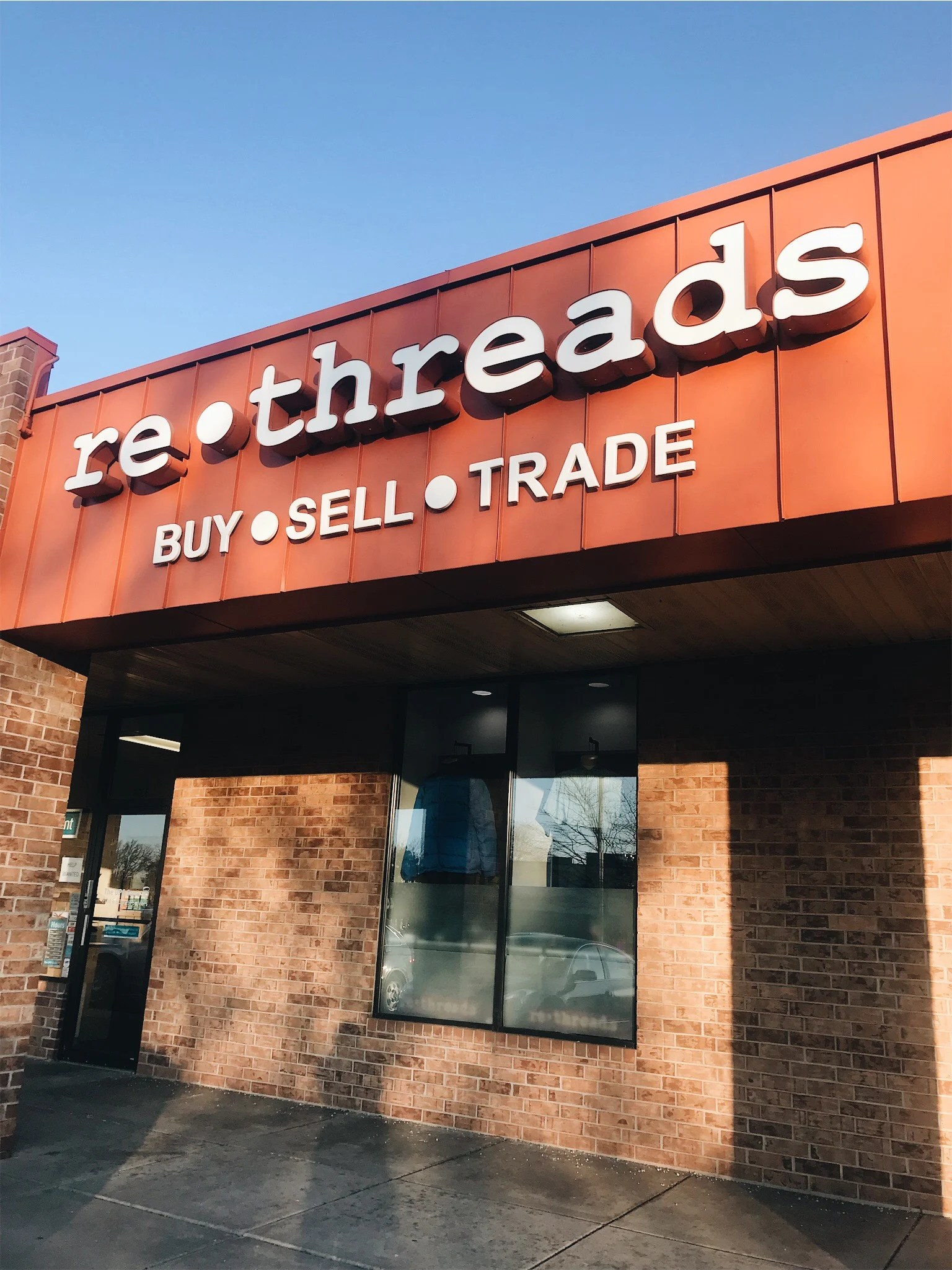 Re Threads store in Madison, Wisconsin