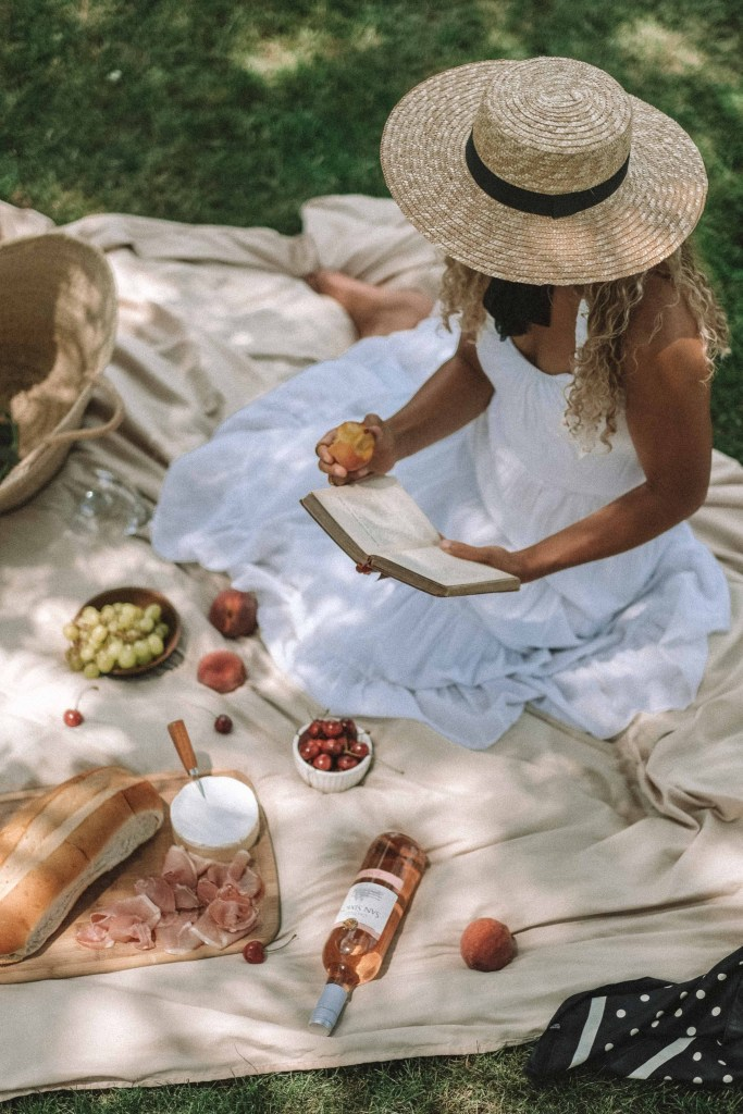 outdoor styled picnic