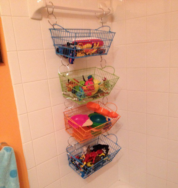 How To Store And Organize Kids Bath Toys My Child Magazine