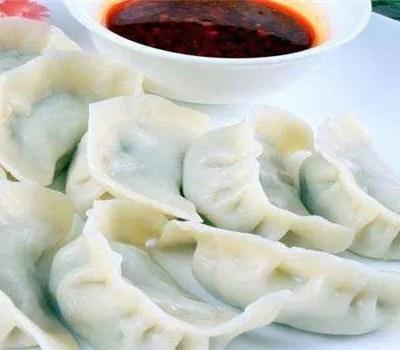 Dumpling jiaozi
