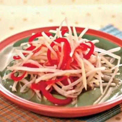 Chinese Shredded Potatoes With Vinegar Recipe