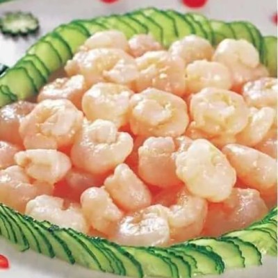 Simple 4 Step Crystal Shrimp Recipe