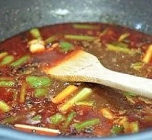 Assorted Seafood Stew in Abalone Flavour Recipe step11
